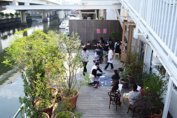 YOKOHAMA BOAT HOUSE STUDIO